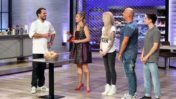 Mit Ivo Kortlang, Mirja du Mont und Detlef Steves