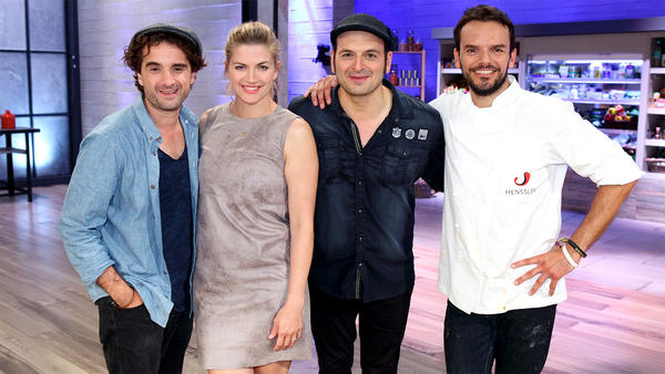 Mit Nina Bott, Oliver Wnuk und Kaya Yanar