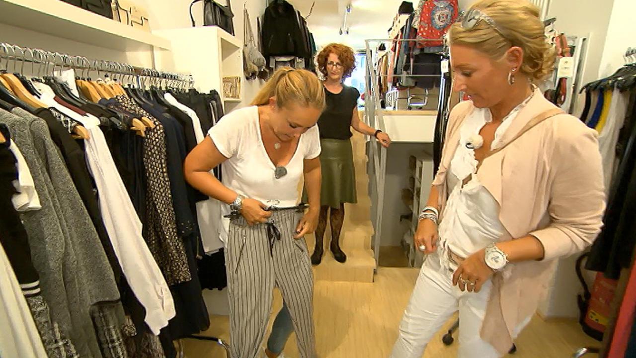 Gruppe Bonn Tag 3 Kirsten Shopping Queen November 2016 Im