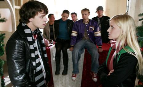 Tobias spannt Romy als Streitschlichterin ein