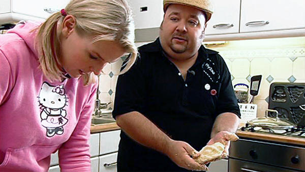 Kochspass mit Dirk Bach und Mirja Boes