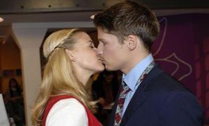 Tim und Caroline planen eine gemeinsame Zukunft
