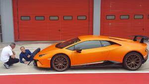 Der neue Lamborghini Huracán Performante