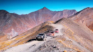 Thema u.a.: Reportage: Alpenüberquerung