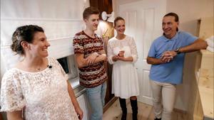 """Familie Schmelzer träumt vom """"Zuhause im Glück"""""""