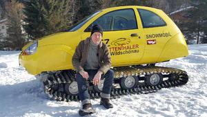 Det sucht Automatikauto  Krasse Schneefräsen  Auktion Düsseldorf  Dubai Supersprint
