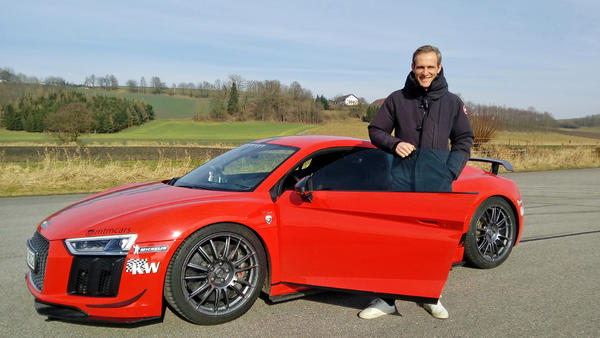 Det sucht Roadster | Reportag - 24h Daytona | Audi R8 V10 plus MTM | Tokio Extrem