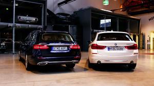 Thema u.a.: Reportage: Diesel vs. Elektromobil