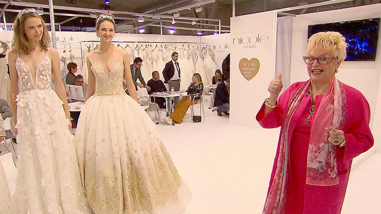 Brautmodenmesse In Barcelona Zwischen Tull Und Tranen April 2018