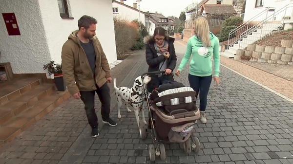 Percy & Maria haben einen eifersüchtigen Hund