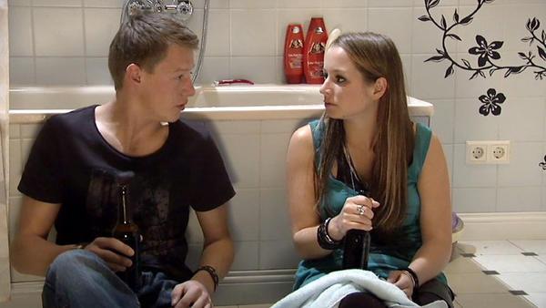 Tanja und Vince fühlen sich tief verbunden!