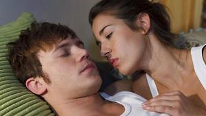 Ein zärtlicher Kuss von Lili