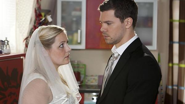 Wird es tatsächlich zur Hochzeit kommen?