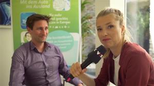 Thema u.a.: Reportage: Mietwagen im Ausland mit Anni Dunkelmann