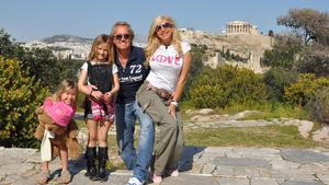 Eine Millionärsfamilie auf Weltreise