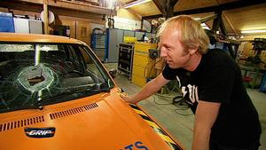 Erstkontakt - Power Roadster | Service - GRIP ABC: Frontscheibe | Aus Zweiter Hand - Det sucht Young
