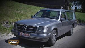 Erstkontakt - Scirocco R20 | Aus Zweiter Hand - Det sucht Leichenwagen | Reportage - Autofriedhof