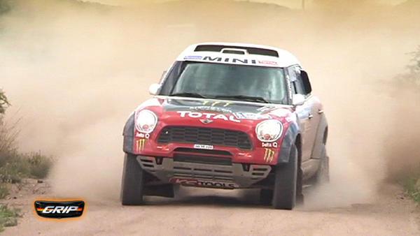 Die Rallye Dakar