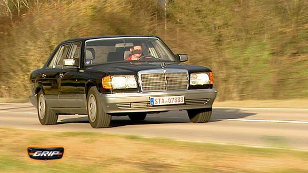 Reportage - Matthias und Axel Stein im Skoda Yeti in USA   Aus zweiter Hand - Det sucht Mercedes S-K