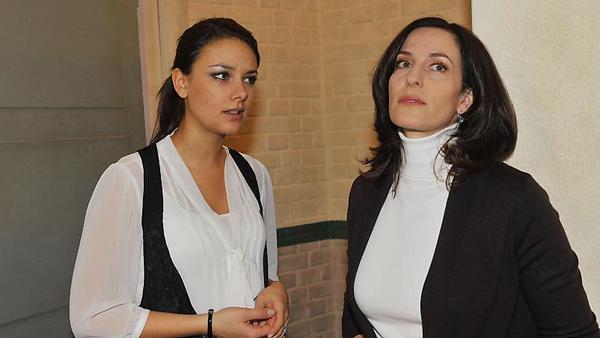 Versöhnung bei Katrin und Jasmin?