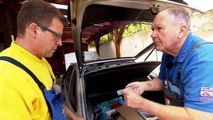 Thema u.a.: Autodoktoren: Ford Sierra