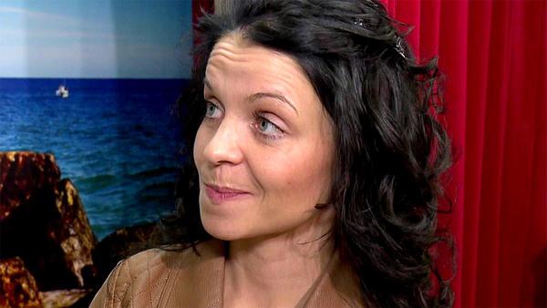 """Kristin, eine """"spezielle"""" Braut"""