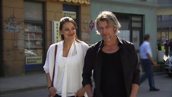 Was läuft da bei Kurt und Jasmin?