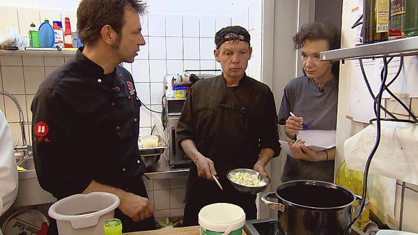Die Kochprofis im Landei in Oranienburg