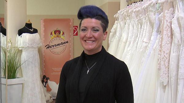 Frau Kaisers neues Kleid