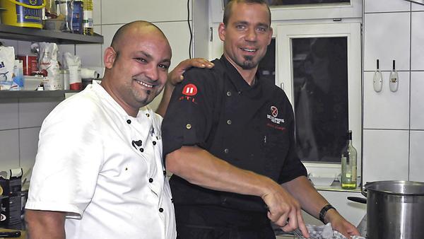 """Die Kochprofis im """"Gasthof Loos"""""""