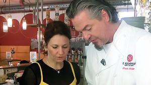 Die Kochprofis im Trafo Treff in Luftenberg