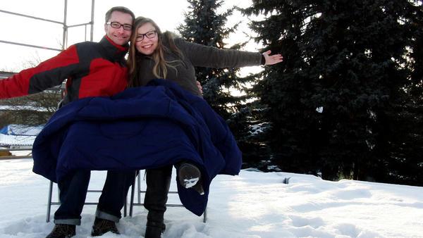Familie Lieder-Bauer: Aus 20 Garage soll ein Traumhaus werden