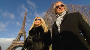 Fröhliche Weihnachten! Die Geissens in Paris