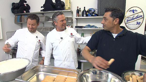 "Die Kochprofis im ""Va Bene"""